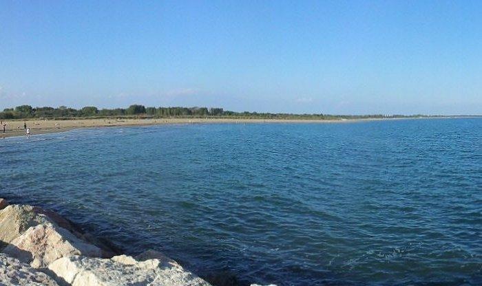 Punta Sabbioni e il litorale del Cavallino