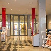 Le Centre de la Gravure à La Louvière (Belgique) Photo Vincenzo Chiavetta