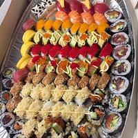 The owner is making sushi since 1992 and thats what you see and taste.