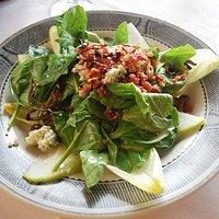Spinach & Endive Salad