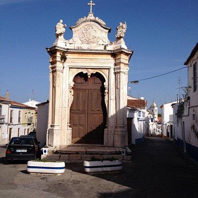 Passos (Processional chapels) Borba c. 1750