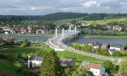 The Kanne Bridge.