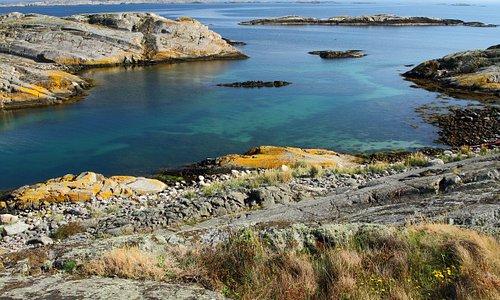 Kosterhavet - a view from Ursholmen