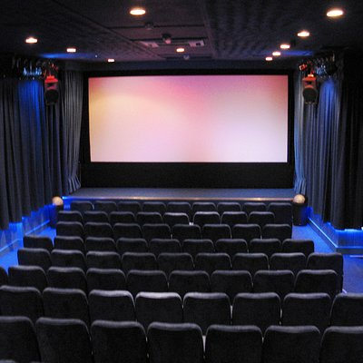 Another view of the auditorium