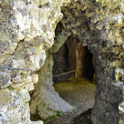Grottoes