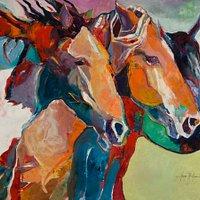 """Windswept"" by George Jones"