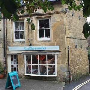 Loved my first visit to this yarn shop plus. Great friendly service and lots of choice in such a