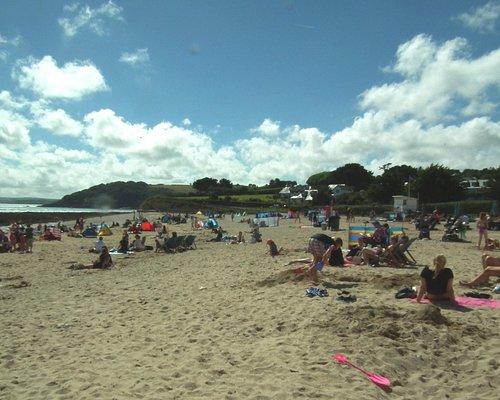 Gyllingvase Beach, Falmouth