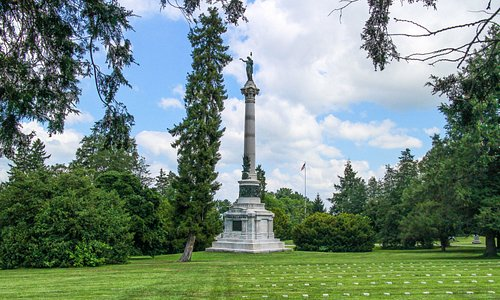 The New York monument