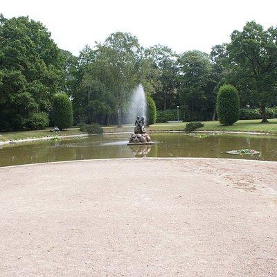 Springvand i Kildeparken