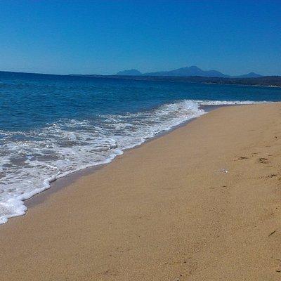 Spiaggia San Gemiliano Agosto 2016