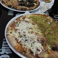 Pizze con gusti vari
