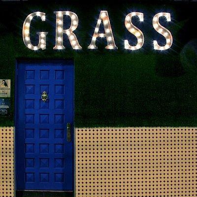 GRASS' Entrance Door
