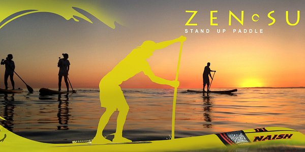 ZEN SUP - Stand Up Paddle in the Central Algarve