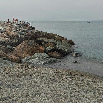 Bella la spiaggia, ben attrezzata