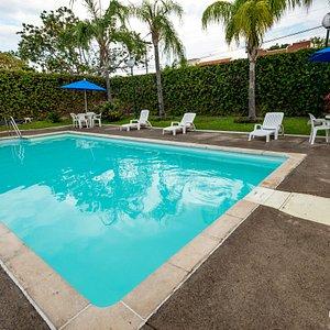 The Pool at the City Express Mazatlan