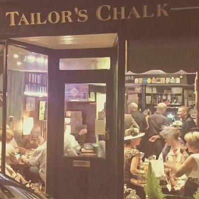 Tailors chalk micro pub