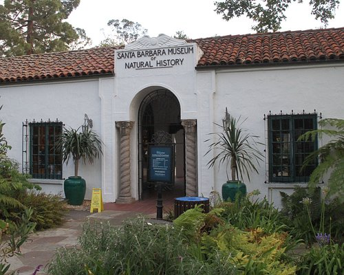 The Entrance of the Museum
