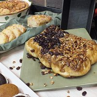 Our onsite bakery produces freshly baked bread, pies, cookies, and much more!