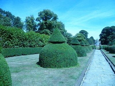 The Apostles garden