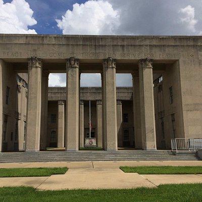 Front of War Memorial Building