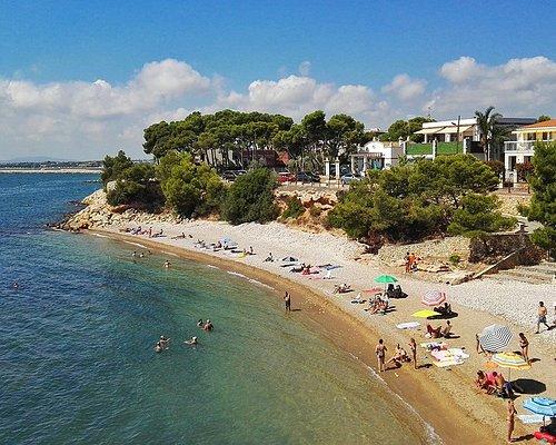 Playa Capellans, l'Ampolla