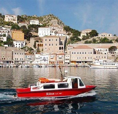 Sea Taxi Ritsa