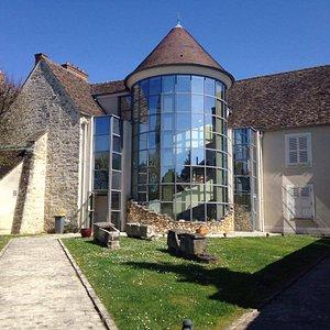 Jardin de l'espace culturel Paul Bédu