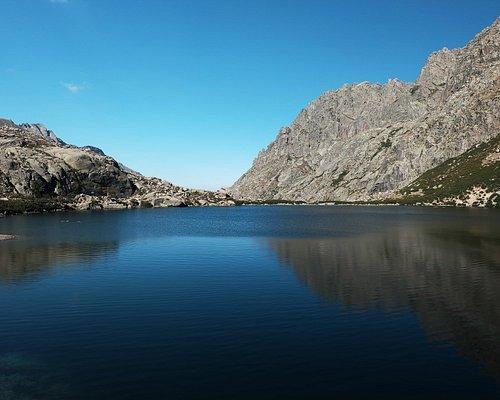 Lac du Melu, a 1711 mt di quota