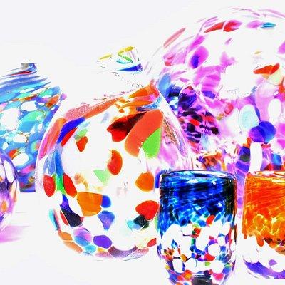 Glass by Loretta Eby