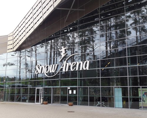 Entance to the Arena