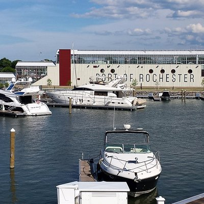 Port of Rochester new marina