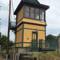 Erie Railroad Signal Tower