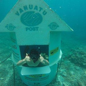 oficina postal acuatica