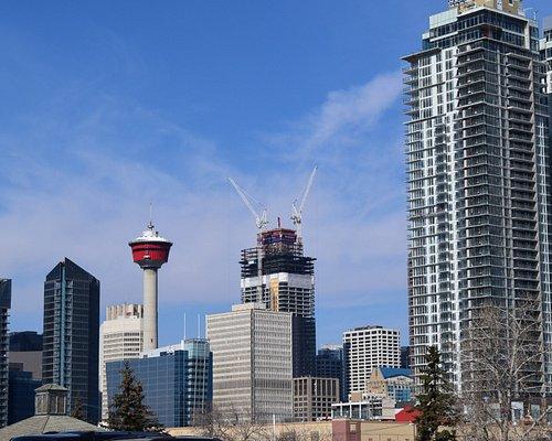 Calgary Down Town