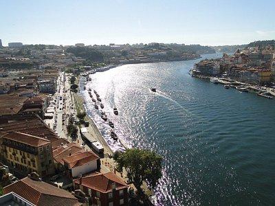 Vista d Ponte D. Luis - Gaia e Porto