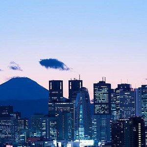 Tokyo & Mt. Fuji