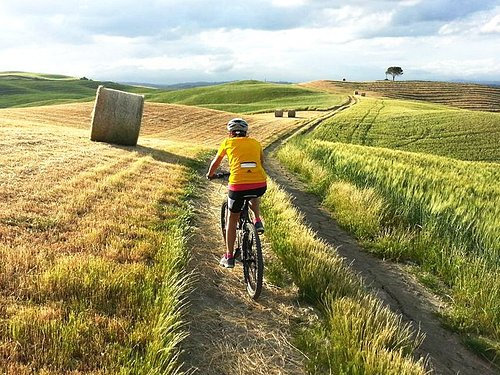 Tour in Val d'Orcia