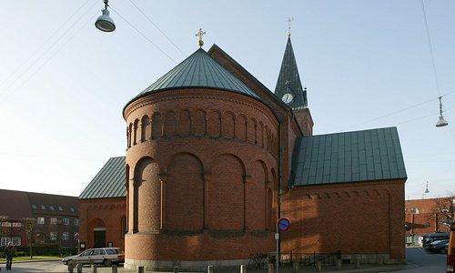 Den smukke Vor Frue kirke
