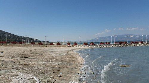 Burdur plajı