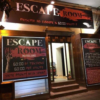 escape room Marigliano