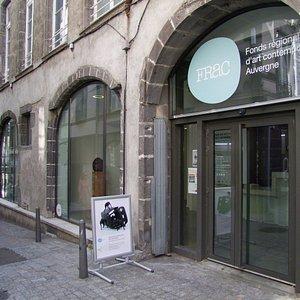 Le FRAC Auvergne