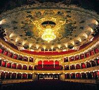 Interiér Státní opery