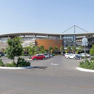 Fachada Centro Comercial Altacia