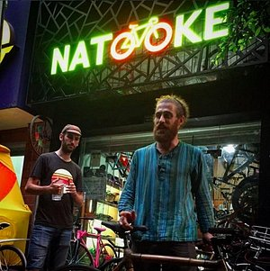 Natooke Chengdu and the two owners