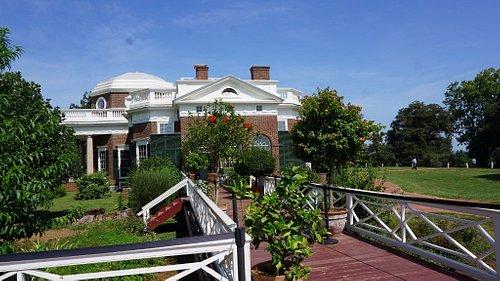 The house again