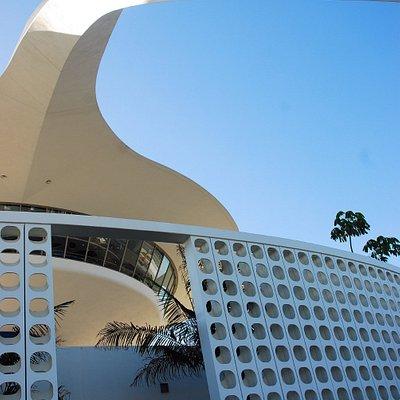 Theme building - Los Angeles International Airport