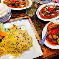 Delicious Thai food!!