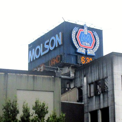 Molson Brewery, Vancouver, BC