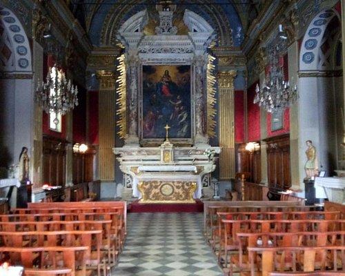 Oratoire de la Confrérie de Saint-Roch (XVII)